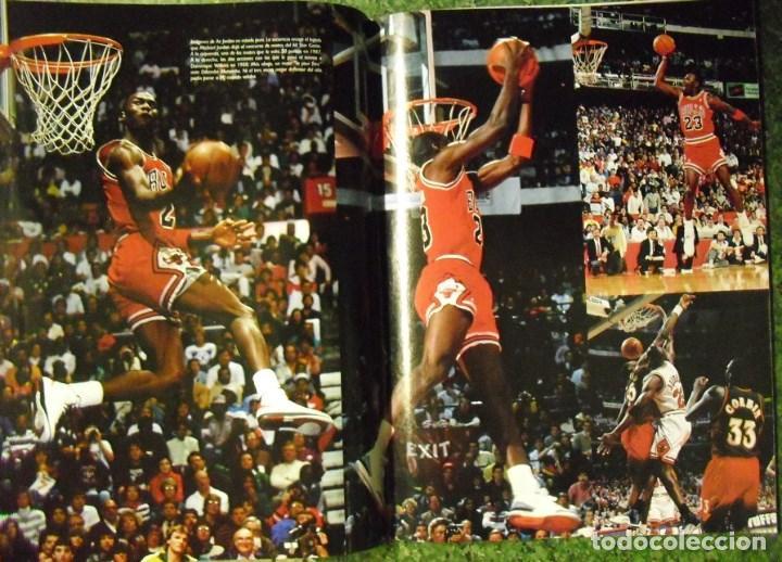Coleccionismo deportivo: Revista Oficial NBA - Segundo anillo de los San Antonio Spurs (2003) - Michael Jordan - Foto 3 - 94283505