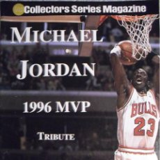 Coleccionismo deportivo: MICHAEL JORDAN - REVISTA ESPECIAL ''GOLD COLLECTORS SERIES'' (1996) - CUARTO ANILLO - NBA. Lote 94477310