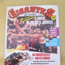 Coleccionismo deportivo: REVISTA GIGANTES DEL BASKET. Nº 101 OCTUBRE 1987. Lote 94520262