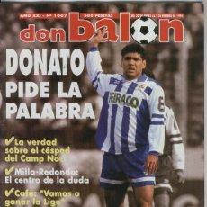 Coleccionismo deportivo: DON BALON NUMERO 1007 . Lote 95917128