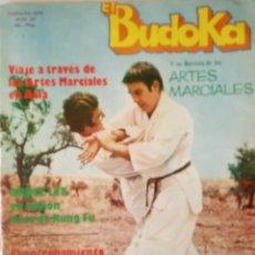 Coleccionismo deportivo: EL BUDOKA REVISTA DE LAS ARTES MARCIALES Nº 59 AÑO 1979. Lote 96167407