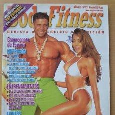 Coleccionismo deportivo: REVISTA BODY FITNESS Nº 77. Lote 96701047