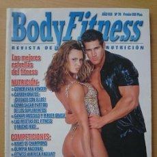 Coleccionismo deportivo: REVISTA BODY FITNESS Nº 76. Lote 96701155