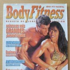 Coleccionismo deportivo: REVISTA BODY FITNESS Nº 75. Lote 96701223