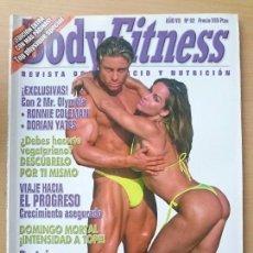 Coleccionismo deportivo: REVISTA BODY FITNESS Nº 62. Lote 96701311