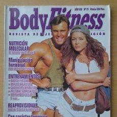 Coleccionismo deportivo: REVISTA BODY FITNESS Nº 71. Lote 96702599