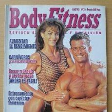 Coleccionismo deportivo: REVISTA BODY FITNESS Nº 72. Lote 96702647