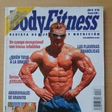 Coleccionismo deportivo: REVISTA BODY FITNESS Nº 88. Lote 96702863