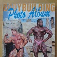 Coleccionismo deportivo: REVISTA BODY BUILDING PHOTO ALBUM VOL. 2 AÑO 1993. Lote 96752939