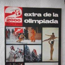 Coleccionismo deportivo: EXTRA DE LA OLIMPIADA. DEPORTE 2000, NÚMERO 86. MARZO 1976. BUEN ESTADO. Lote 96879095