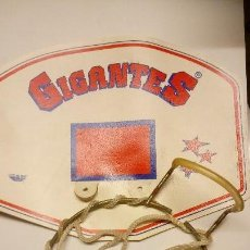 Coleccionismo deportivo: RARA MINI CANASTA DE REVISTA GIGANTES. Lote 97704759