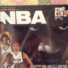 Coleccionismo deportivo: REVISTA OFICIAL NBA Nº 171 (NOVIEMBRE 2006) NÚMERO ESPECIAL. Lote 98049923