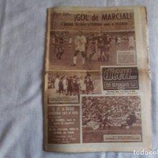 Coleccionismo deportivo: DICEN...LUNES 9 DE MARZO 1970. Lote 98448599