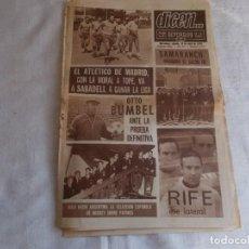 Coleccionismo deportivo: DICEN...SÁBADO 18 DE ABRIL 1970. Lote 98880771