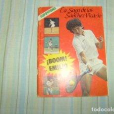 Coleccionismo deportivo: LA SAGA DE LOS SANCHEZ VICARIO , REVISTA SUPERTENIS. Lote 98966971
