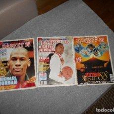 Coleccionismo deportivo: REVISTA BASKET 16 EXTRA OLIMPIADAS SEUL 88 BALONCESTO SABONIS 2 MICHAEL JORDA NºS 29 35 50 NBA. Lote 103698448