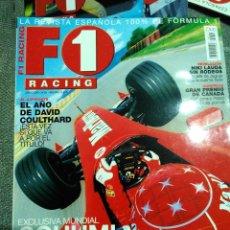 Coleccionismo deportivo: REVISTA F1 RACING N. 29 JULIO 2001. Lote 100283739