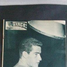 Coleccionismo deportivo: REVISTA BARÇA 306-1961. Lote 101208899