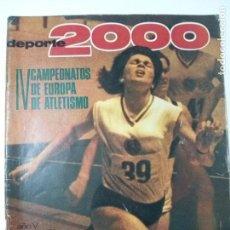 Coleccionismo deportivo: REVISTA DEPORTE 2000 - Nº 51 - ABRIL 1973. Lote 101333475