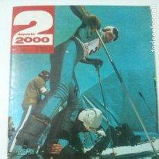 Coleccionismo deportivo: REVISTA DEPORTE 2000 - Nº 99 - ABRIL 1977. Lote 102549387