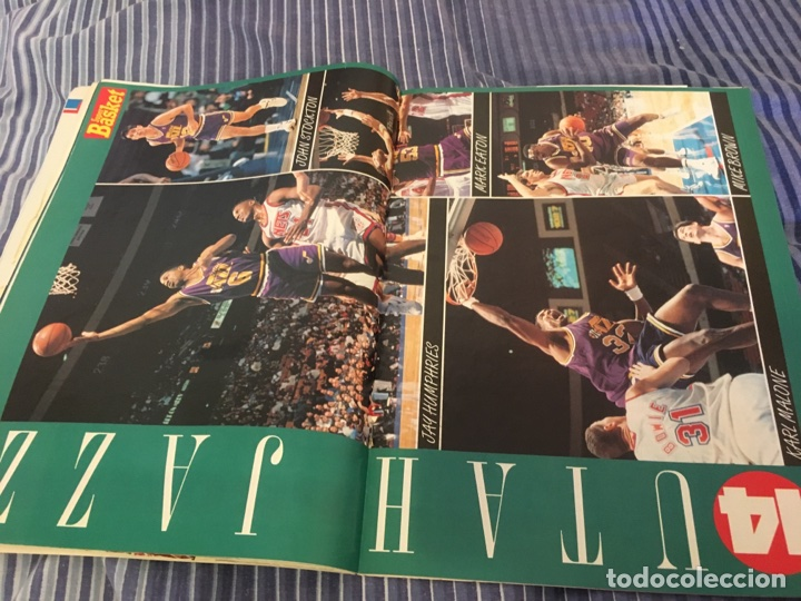 Coleccionismo deportivo: Petrovic NBA mvp superbasket - Foto 4 - 102913718