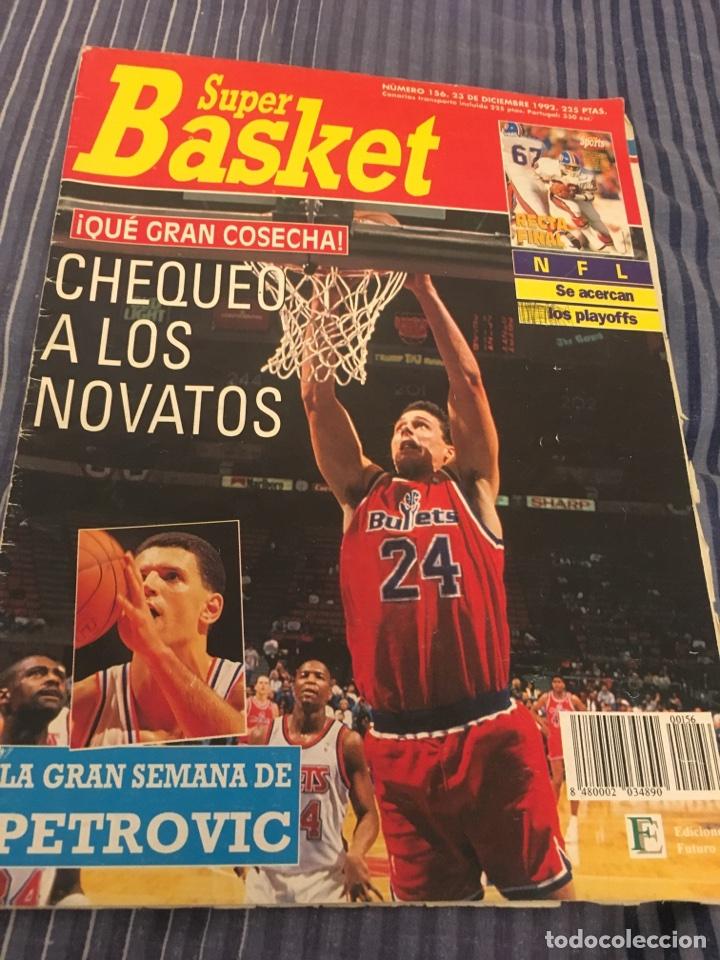 Coleccionismo deportivo: Petrovic NBA mvp superbasket - Foto 6 - 102913718