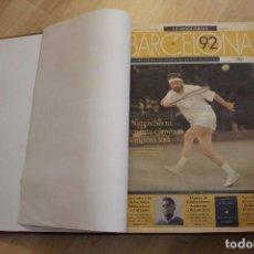 Coleccionismo deportivo: LA VANGUARDIA BARCELONA 92 OLIMPIADAS COMPLETO TODOS LOS FASCICULOS. Lote 103245195