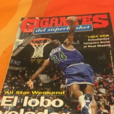Coleccionismo deportivo: ALL STAR GIGANTES BASKET. Lote 103250010