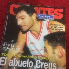 Coleccionismo deportivo: GIGANTES BASKET MANRESA CREUS 539. Lote 103336432
