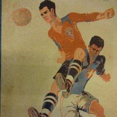 Coleccionismo deportivo: SPORTS. AÑO II. Nº 24. FOOT-BALL. PAULINO ALCÁNTARA, ITALIA-ESPAÑA, ...... Lote 103424467