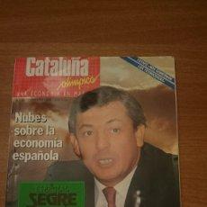 Coleccionismo deportivo: CATALUÑA OLIMPICO - Nº 16 ,FEBRERO 1989- Nº 16. Lote 103956311
