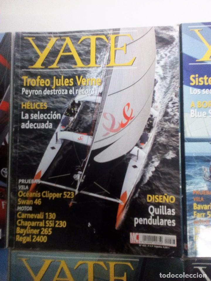 Coleccionismo deportivo: YATE LOTE DE 6 REVISTAS 2004-2005 VER FOTOGRAFÍAS Y DESCRIPCIÓN - Foto 3 - 104287479