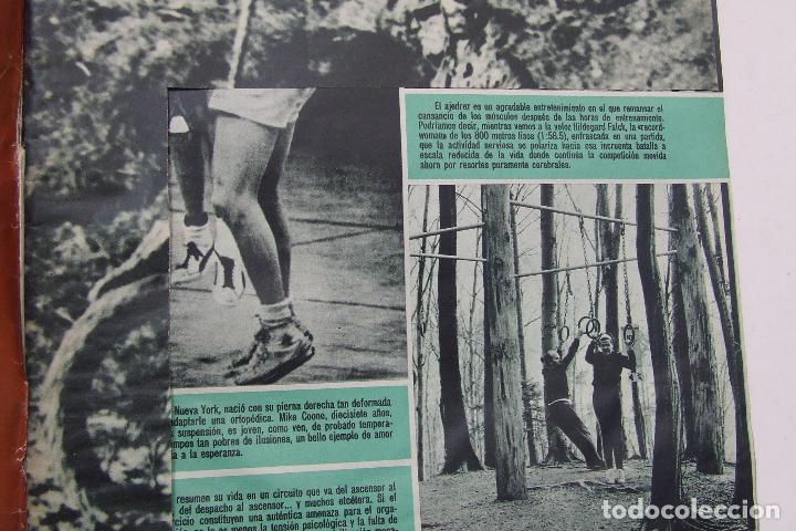 Coleccionismo deportivo: REVISTA DEPORTE 2000 Nº 48 1973 JOSE LEGRA - Foto 2 - 104614411