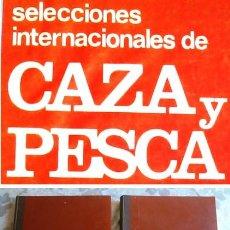 Coleccionismo deportivo: REVISTA SEMANAL SELECCIONES INTERNACIONALES DE CAZA Y PESCA. 1971.. Lote 105575331