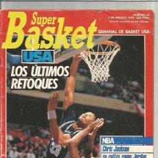 Coleccionismo deportivo: SUPER BASKET 43. Lote 107719119