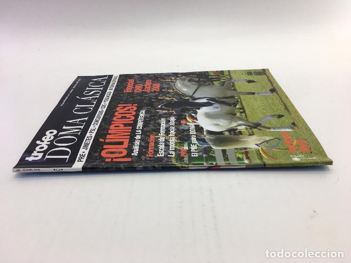 Coleccionismo deportivo: REVISTA TROFEO DOMA CLÁSICA - Nº3 AGOSTO-SEPTIEMBRE 2008 - Foto 4 - 108234259
