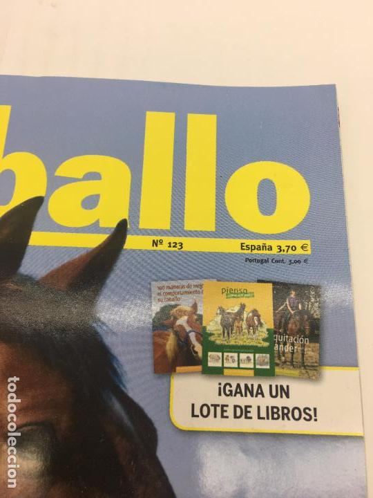 Coleccionismo deportivo: REVISTA EL MUNDO DEL CABALLO - 10º ANIVERSARIO - Nº123 - Foto 2 - 108398463
