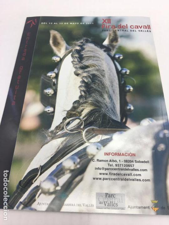 Coleccionismo deportivo: REVISTA EL MUNDO DEL CABALLO - 10º ANIVERSARIO - Nº123 - Foto 8 - 108398463
