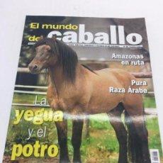 Coleccionismo deportivo: REVISTA EL MUNDO DEL CABALLO - Nº 86. Lote 108399219