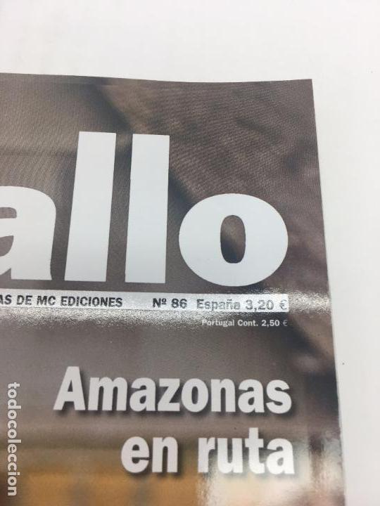 Coleccionismo deportivo: REVISTA EL MUNDO DEL CABALLO - Nº 86 - Foto 2 - 108399219
