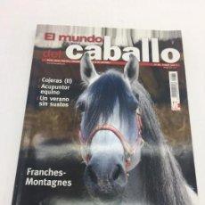 Coleccionismo deportivo: REVISTA EL MUNDO DEL CABALLO - Nº 89. Lote 108399479