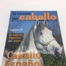 Coleccionismo deportivo: REVISTA EL MUNDO DEL CABALLO - Nº 88. Lote 108399939