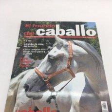 Coleccionismo deportivo: REVISTA EL MUNDO DEL CABALLO - Nº 91. Lote 108400167
