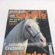 Coleccionismo deportivo: REVISTA EL MUNDO DEL CABALLO - Nº 84. Lote 108400499