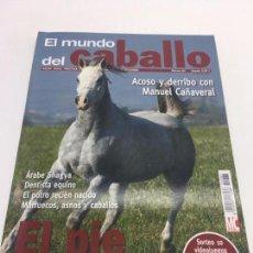 Coleccionismo deportivo: REVISTA EL MUNDO DEL CABALLO - Nº 83. Lote 108400775