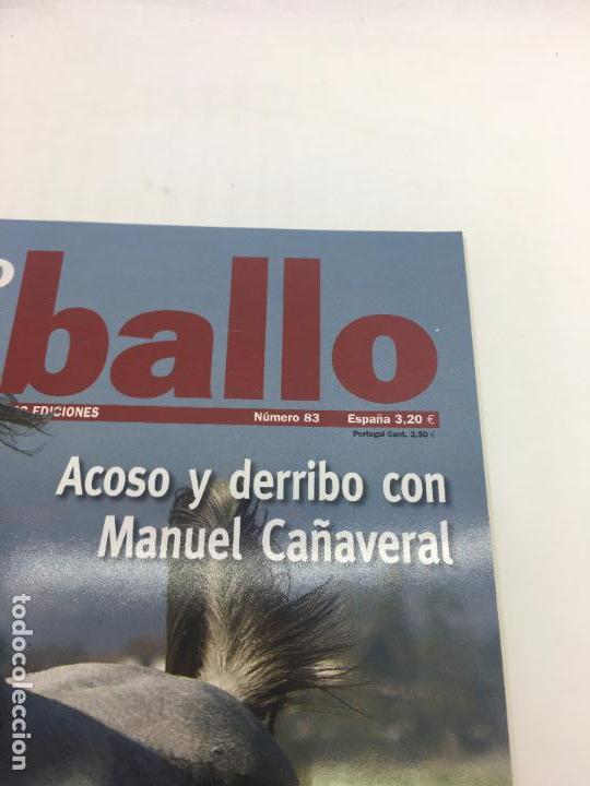 Coleccionismo deportivo: REVISTA EL MUNDO DEL CABALLO - Nº 83 - Foto 2 - 108400775