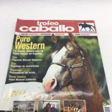 Coleccionismo deportivo: REVISTA TROFEO CABALLO - Nº 115 MARZO 2009. Lote 108401655
