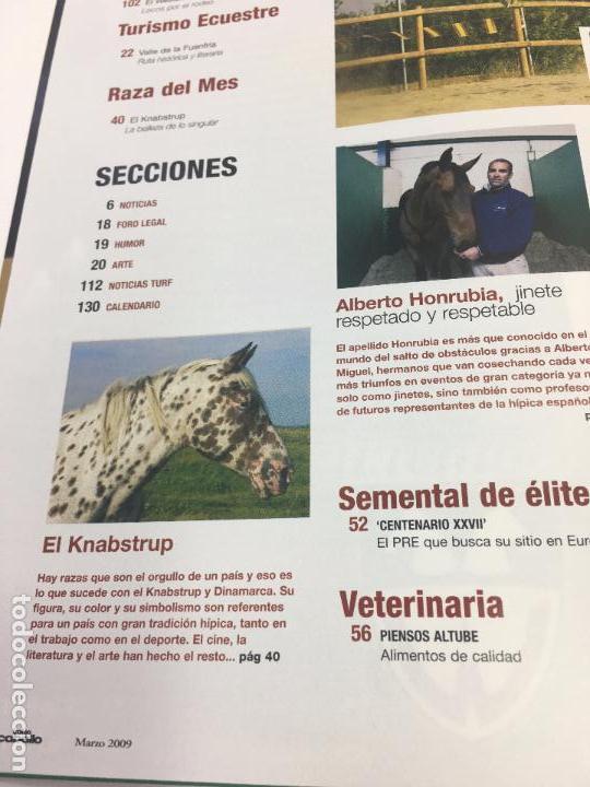 Coleccionismo deportivo: REVISTA TROFEO CABALLO - Nº 115 MARZO 2009 - Foto 7 - 108401655