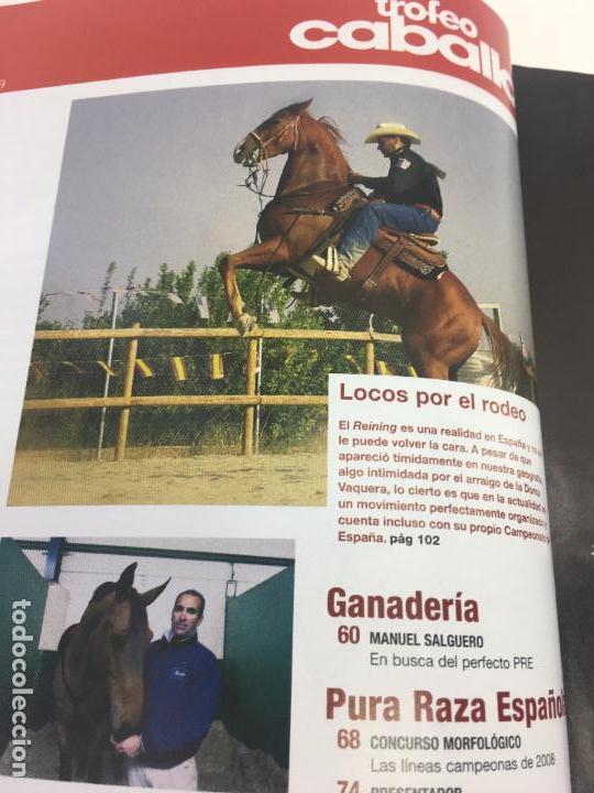 Coleccionismo deportivo: REVISTA TROFEO CABALLO - Nº 115 MARZO 2009 - Foto 8 - 108401655