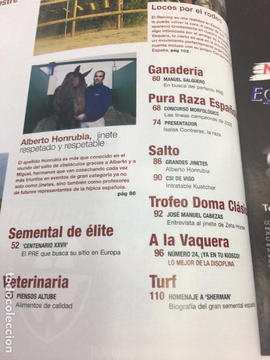 Coleccionismo deportivo: REVISTA TROFEO CABALLO - Nº 115 MARZO 2009 - Foto 9 - 108401655
